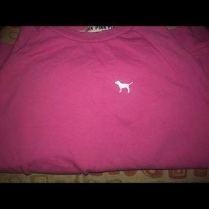 """Pink"" Sweatshirt"